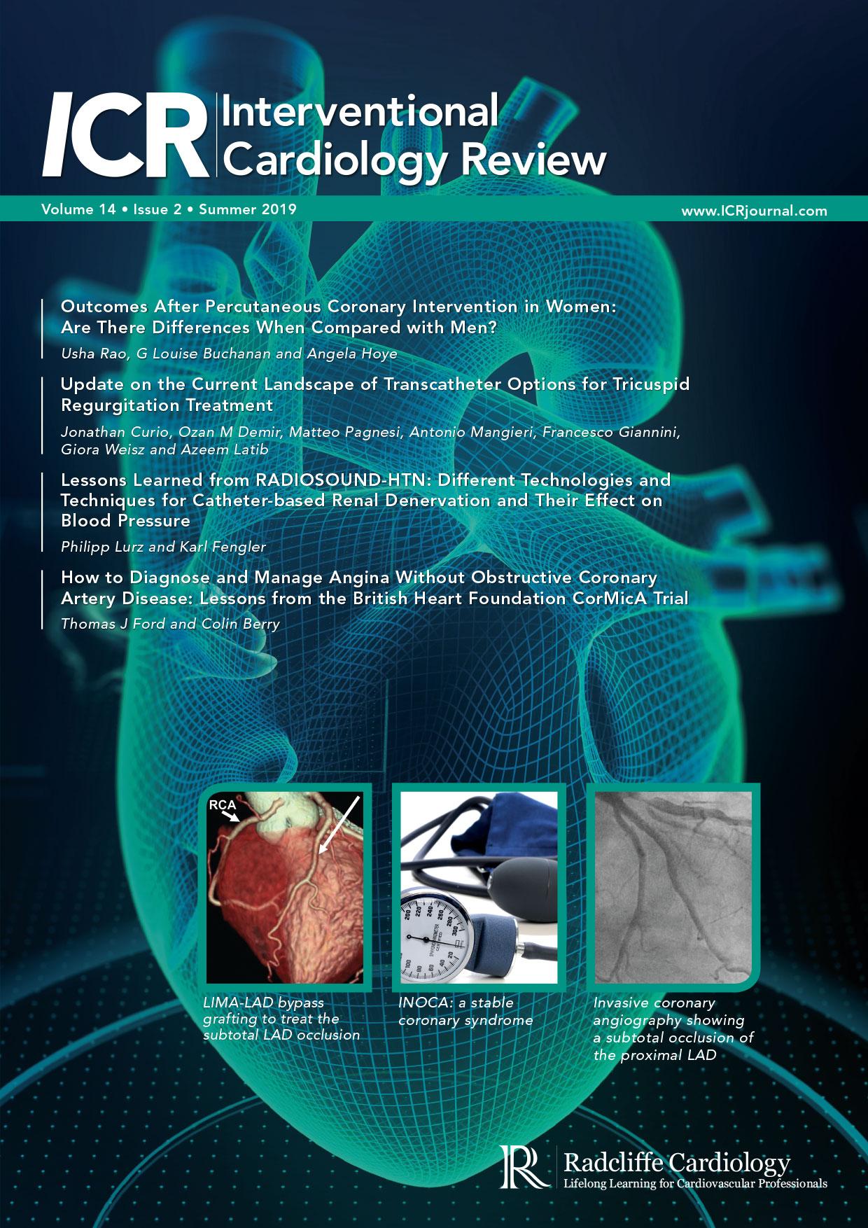 ICR - Volume 14 Issue 2 Summer 2019