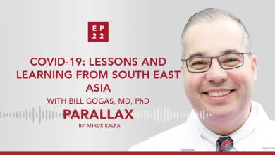 22: COVID-19 Lessons and Learnings From South East Asia