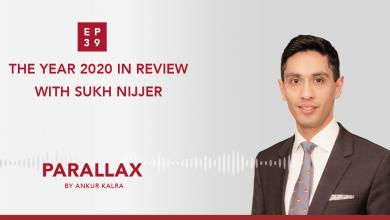EP 39: The Year 2020 in Review with Sukh Nijjer