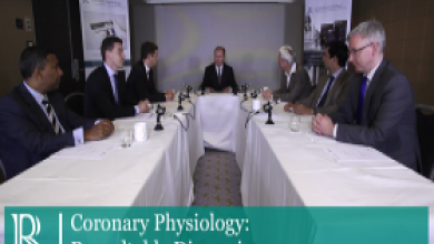 Roundtable Discussion: Coronary Physiology at EuroPCR 2015