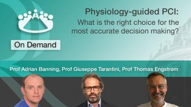 Roundtable Discussion: Physiology-guided PCI