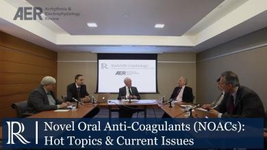 Roundtable Discussion: Novel Oral Anti-Coagulants (NOACs)
