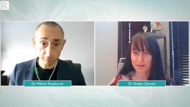 End of Year COVID update with Dr Mikhail Kosiborod and Dr Shelley Zieroth