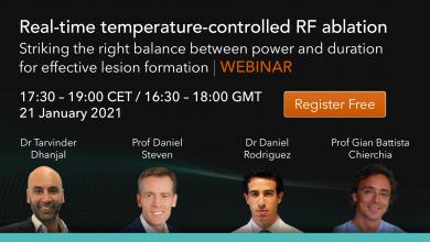 Real-Time Temperature: Controlled RF Ablation
