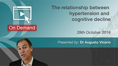 The Relationship Between Hypertension and Cognitive Decline