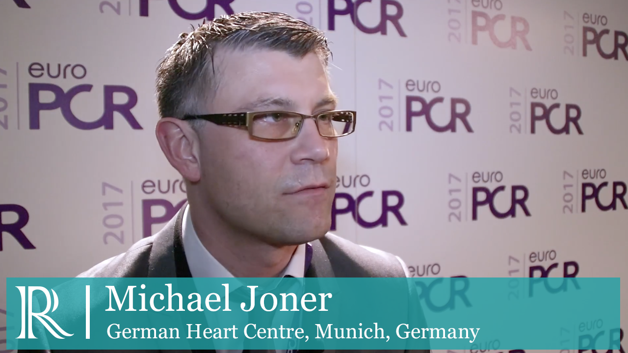 EuroPCR 2017 : Magmaris - The Impact of Scaffold Design and Materials on Reducing Thrombogenicity