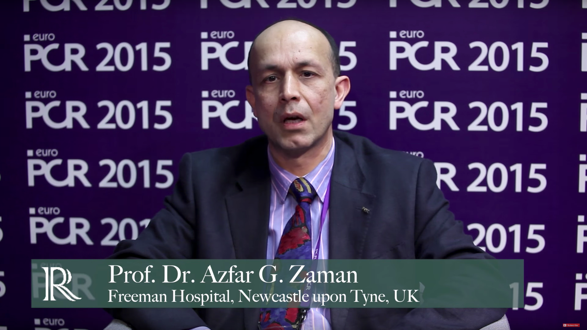 EuroPCR 2015: Pressure-controlled Intermittent Coronary Sinus Occlusion - AMI