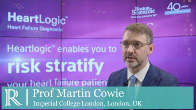HFA 2019: Importance of Remote Patient Management in Heart Failure Management - Prof Martin Cowie