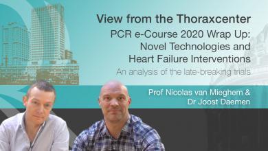 PCR e-Course 2020 Wrap Up: Novel Technologies and Heart Failure Interventions