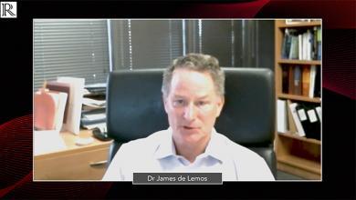 AHA 2020: The AHA COVID-19 CVD Registry — Dr James de Lemos