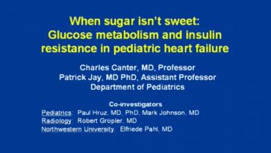 Pediatric Heart Failure, Part 1