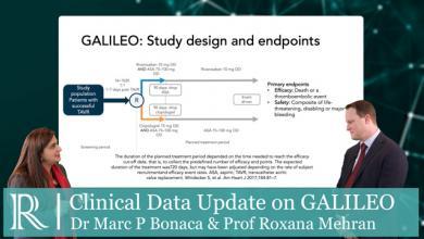 AHA 2019: Clinical Data Update on GALILEO