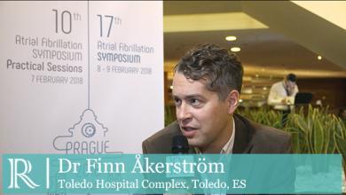 Dr Finn Åkerström - Real-World Application of Contact Force Ablation - AF Symposium 2018