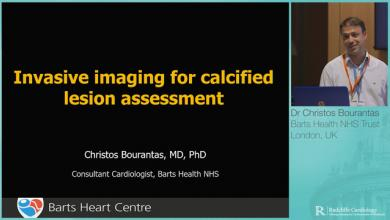 BIG 2019 : Invasive Imaging for Calcified Lesions Assessment
