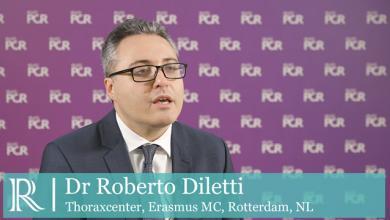 EuroPCR 2019: FFR-SEARCH Study - Dr Roberto Diletti