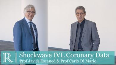 TCT 2019: Shockwave IVL Coronary Data