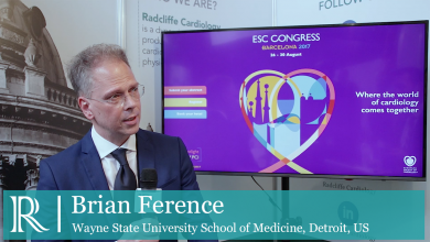 The Effect Of Genetic Variants That Mimic CETP Inhibitors At ESC 2017