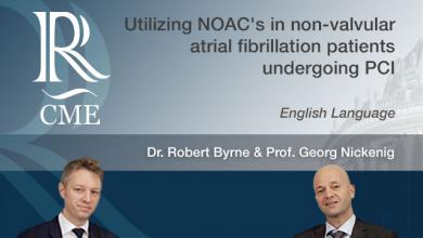 NOAC's in Non-valvular Atrial Fibrillation Patients Undergoing PCI