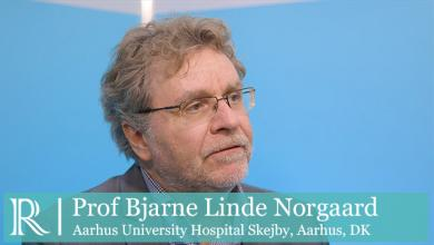 ESC 2018: Clinical Outcomes Following A Strategy - Prof Bjarne Linde Norgaard