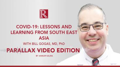 Parallax: COVID-19: Lessons and learning from South East Asia