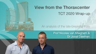 View From The Thoraxcenter: Wrap Up of TCT 2020