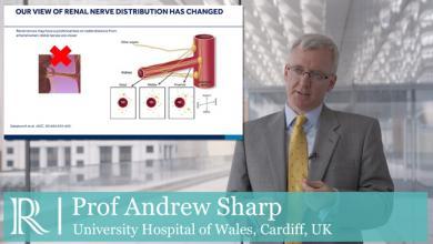 TCT 2019: RF renal denervation - Prof Andrew Sharp
