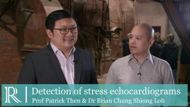 ESC Digital Summit 2019: Stress echocardiograms - Dr Brian Chung Shiong Loh & Professor Patrick Then