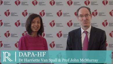 AHA 2019 Discussion: The DAPA-HF Study
