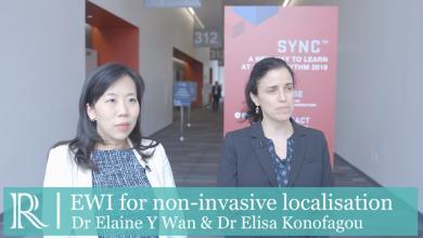 HRS 2019: Electromechanical Wave Imaging (EWI) Non-invasive localization