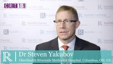 CRT 2019: 1 Year Outcomes From SURTAVI - Dr Steven Yakubov