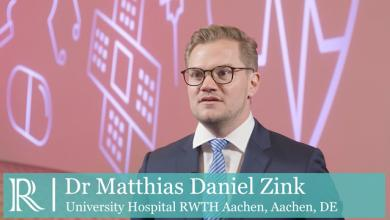 DGK 2019: Screen-Detected AF in a One-Minute Single-Lead ECG Predicts Mortality in Elderly Subjects - Dr Matthias Daniel Zink