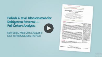 Idarucizumab for Dabigatran Reversal - Full Cohort Analysis