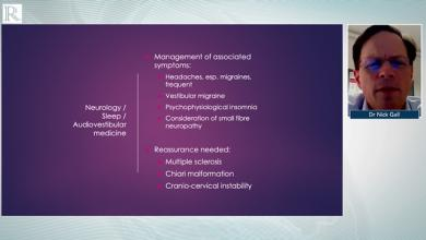 PART 3: Comorbidities in PoTS (Breathing/Gut/GUS/Neuro)