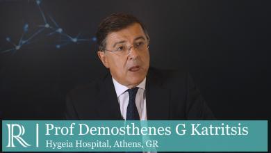 ESC 2019: SVT guidelines review - Prof Demosthenes G Katritsis