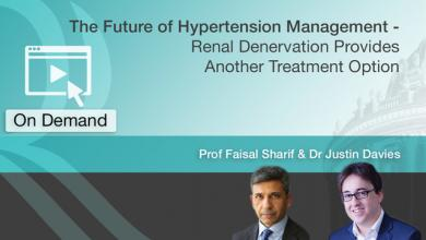 Hypertension Management - Renal Denervation
