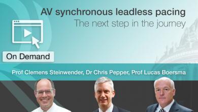 AV Synchronous Leadless Pacing