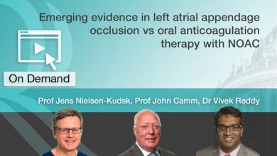 Left Atrial Appendage Occlusion vs. Oral Anticoagulation Therapy with NOAC