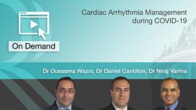 Cardiac Arrhythmia Management during COVID-19 Pandemic
