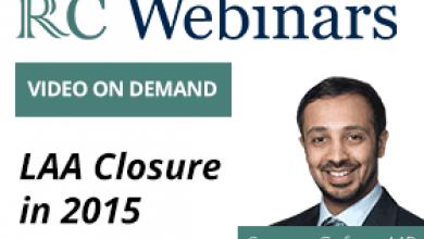 LAA Closure in 2015 - Sanner Gafoor, MD