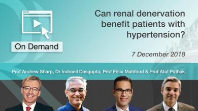Renal Denervation Benefit Patients with Hypertension