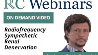 Radiofrequency Sympathetic Renal Denervation Performed by Professor Flavio Ribichini