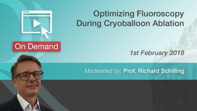 Fluoroscopy Cryoballoon Ablation