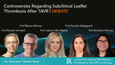 Controversies Regarding Subclinical Leaflet Thrombosis After TAVR