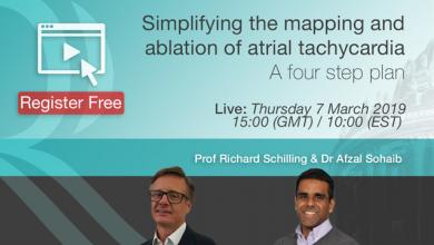 Mapping and Ablation of Atrial Tachycardia