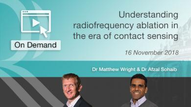 Radiofrequency Ablation - Contact Force Sensing